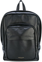 Common Projects large backpack - unisex - Leather - One Size