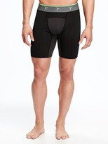 "Old Navy Go-Dry Base Layer Shorts for Men (9"")"