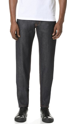 Naked & Famous Denim Easy Guy - 11oz Stretch Selvedge Jeans