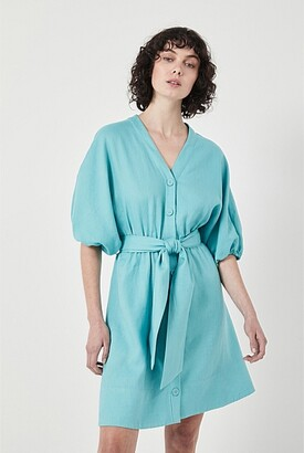 Witchery Button Front Dress