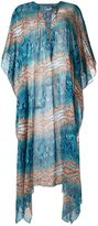 BRIGITTE printed beach dress - women - Silk - M