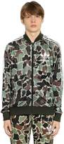 adidas Sst Camo Printed Track Jacket