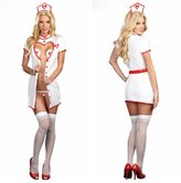 S.MILE Nurse Costumes clinic nurse role playing dress sexy cosplay suits