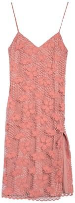 NBD Donna Crochet Lace Dress