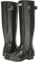 Hunter Original Tall Gloss Women's Shoes