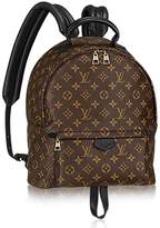 Louis Vuitton Authentic Monogram Canvas Palm Springs Backpack MM Handbag Article: M41561 Made in France