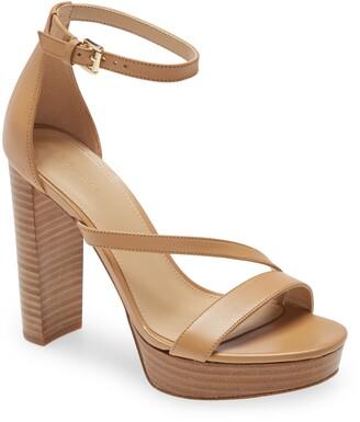 MICHAEL Michael Kors Tanner Platform Sandal