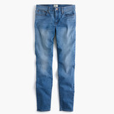 "J.Crew Tall 8"" toothpick jean in Stewartby wash"