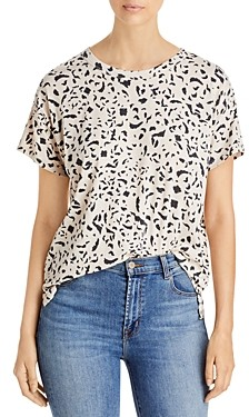 Andrew Marc Printed Tee
