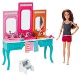 Barbie Sisters Skipper Doll with Bath Vanity Giftset