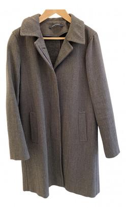Sofie D'hoore Khaki Wool Coats