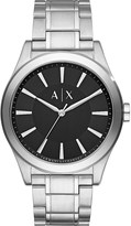 Armani Exchange Stainless steel bracelet watch