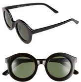 A. J. Morgan Women's A.j. Morgan 'Dingdong' 44Mm Sunglasses - Black