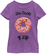 Fifth Sun Purple Berry 'Circle of Life' Tee - Toddlers & Girls