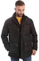 Geox M6420K T0579 Jacket Man Black Black