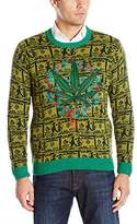 Blizzard Bay Men's Cash Business Holiday Ugly Christmas Sweater