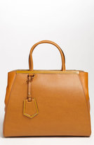 '2Jours Elite' Leather Shopper