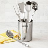 All-Clad 6-Piece Stainless Steel Utensil Set