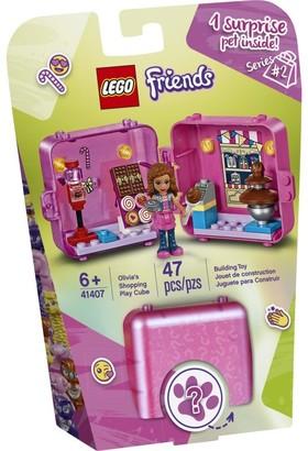 Lego Friends Olivia's Shopping Play Cube - 41407