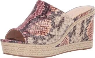 Jessica Simpson Women's Monrah Wedge Sandals