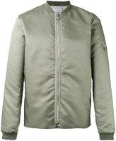 Won Hundred zip up bomber jacket - men - Polyamide/Viscose - 46