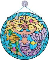 Melissa & Doug Stained Glass - Mermaid Toy
