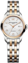 Baume & Mercier Clifton ladies' two colour bracelet watch