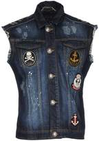 Philipp Plein Denim outerwear - Item 42610081