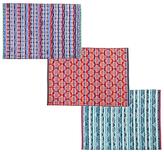 Anthropologie Agnes Cotton Tea Towels, Set of 3