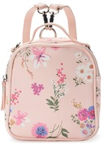 Candies Candie's® Floral Mini Convertible Backpack