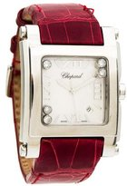 Chopard Happy Sport Watch w/ Mother of Pearl Dial
