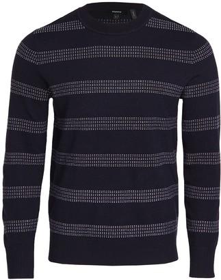Theory Glennis Striped Sweater