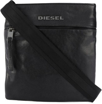 Diesel Sheepskin Leather Shoulder Bag