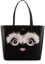 Kate Spade Hallie Imagination Monster Eyes Tote Bag, Multi