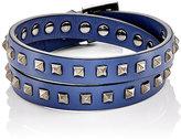 Valentino Men's Rockstud Double-Wrap Bracelet
