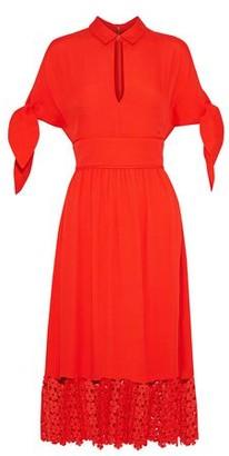 Lela Rose 3/4 length dress