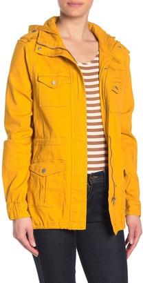 Tinsel High/Low Utility Jacket
