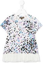 Roberto Cavalli animal print T-shirt - kids - Cotton/Polyamide/Spandex/Elastane - 2 yrs