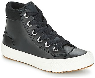 Converse CHUCK TAYLOR ALL STAR PC BOOT HI girls's Shoes (High-top Trainers) in Black