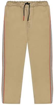Burberry Cotton-twill pants