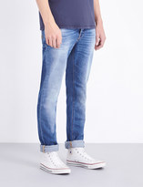 Nudie Jeans Grim Tim regular-fit straight-leg jeans