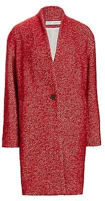 IRO Women's Irina One-Button Coat