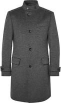 Hugo Boss - Sintrax Mélange Virgin Wool And Cashmere-blend Coat