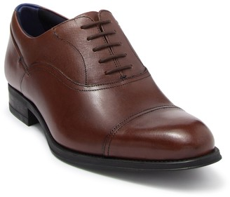 Ted Baker Fhares Leather Cap Toe Oxford