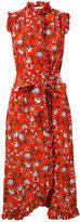 Erdem Sebla dress - women - Silk - 8