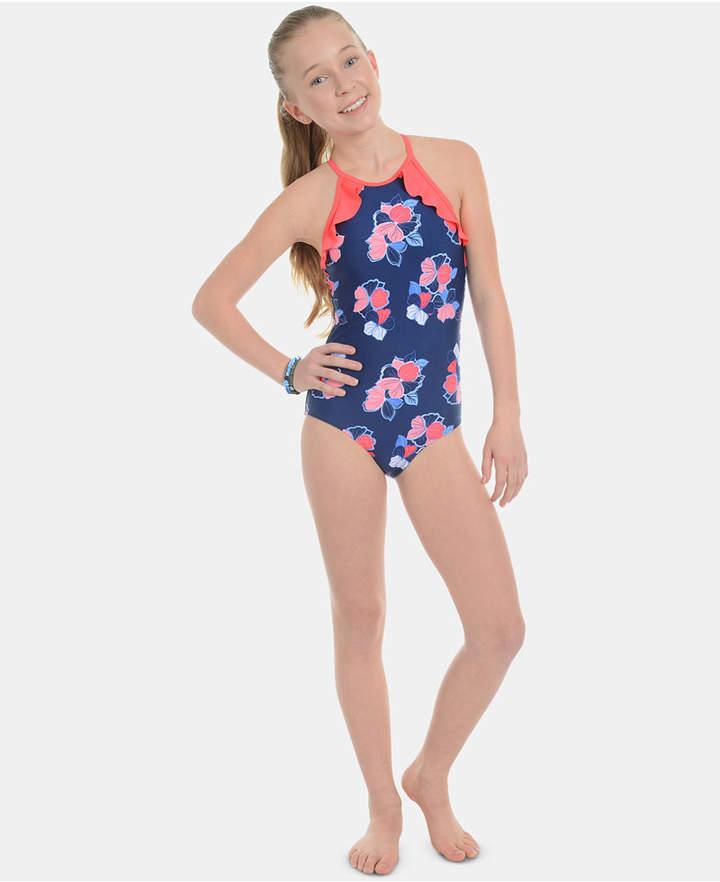 afc81a2eb Tommy Hilfiger Girls' Swimwear - ShopStyle