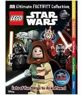Star Wars Lego Ultimate Factivity Collection (Paperback) (Ellie Rose & Emma Grange & Rosie Peet & David