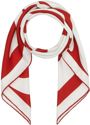 Burberry Archive Logo Scarf