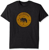 Billabong Men's Grizzly Ca T-Shirt