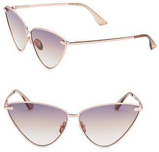 Le Specs Luxe Nero Cat Eye Sunglasses